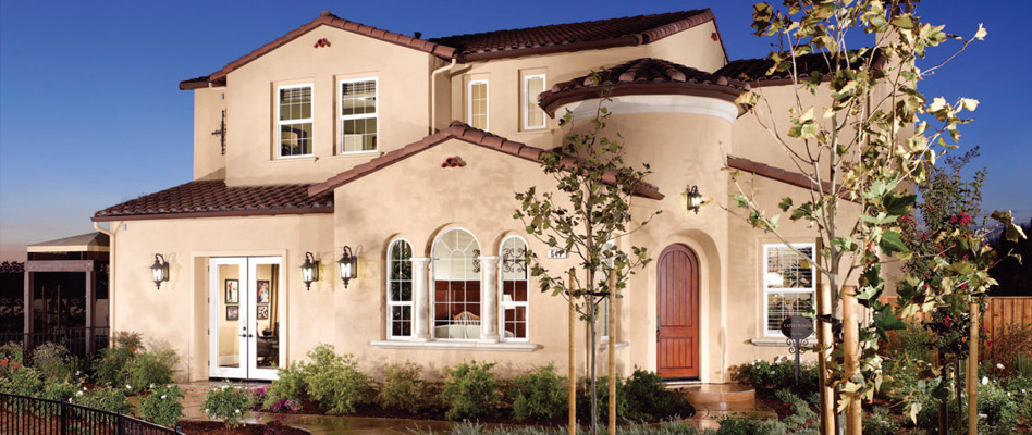 Southern california homes by ponderosa homes for Home builders in southern maryland