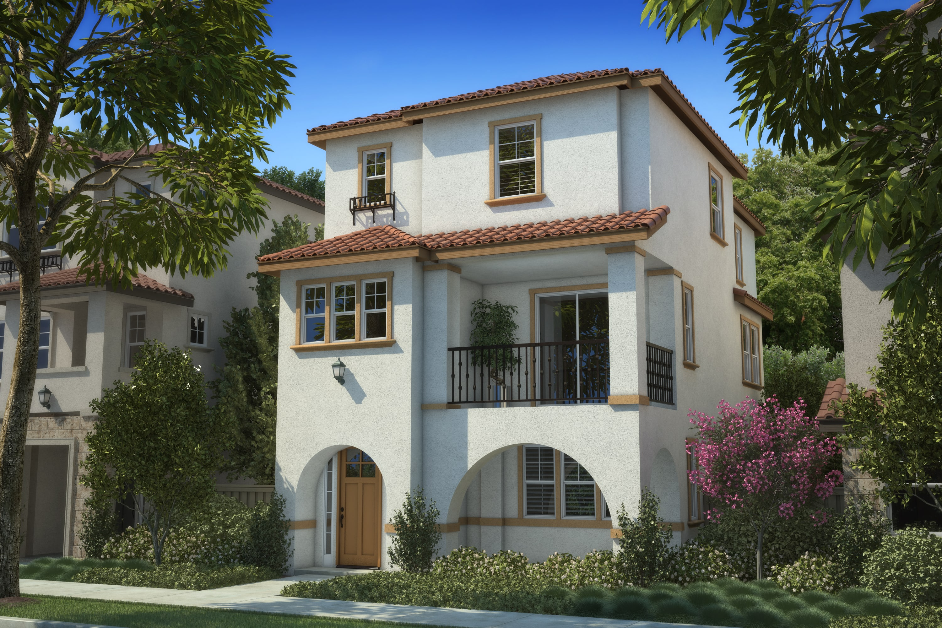 Contemporary Homes In The Heart Of San Jose, Belmont By Ponderosa Is An  Innovative Community Debuting In June 2017. Designed By Award Winning KTGY  Group ...