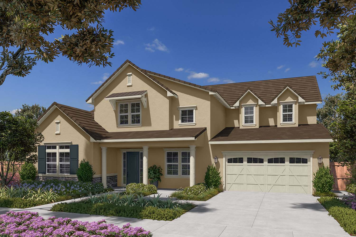Rose Avenue Estates Is Redefining Luxury Living In Pleasanton. A Brand New  Ponderosa Homes Community, This Collection Of Upscale Single Family  Residences ...