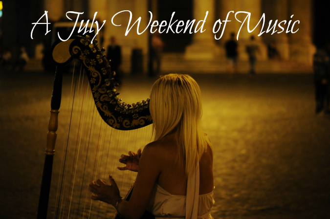 A-July-Weekend-Of-Music-