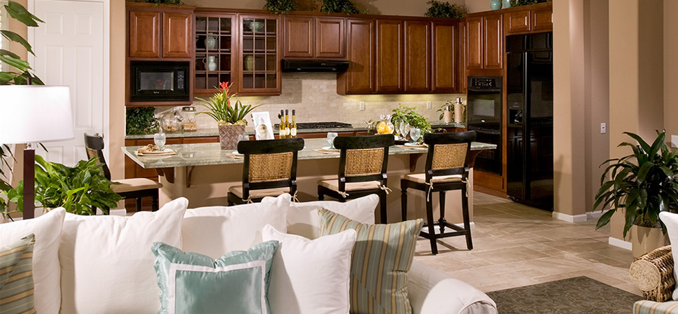 New Homes with Big Kitchens in Northern California
