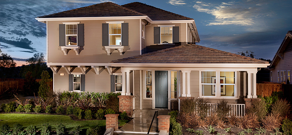 New Homes Selling in Norcal