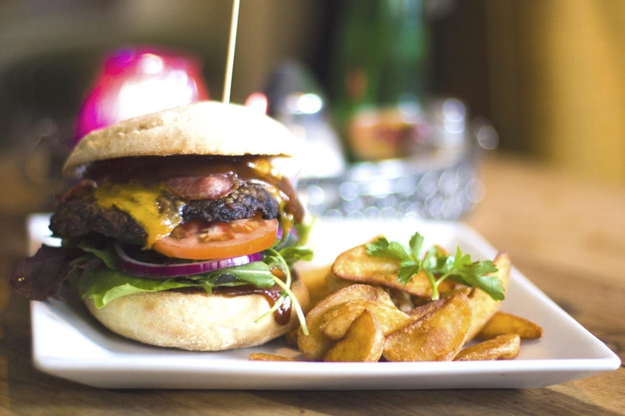Memorial Day Burger Recipe