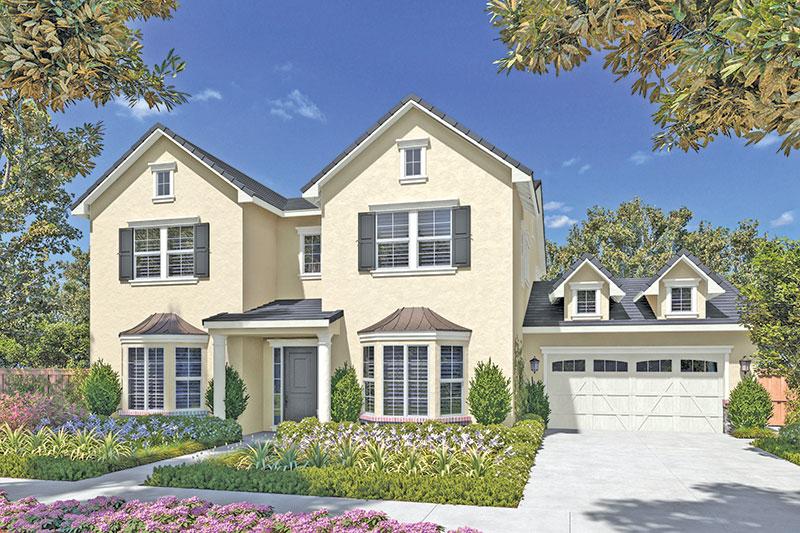 Rose Avenue Estates Pleasanton New Homes