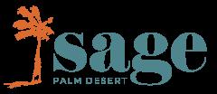 Sage Palm Desert Logo