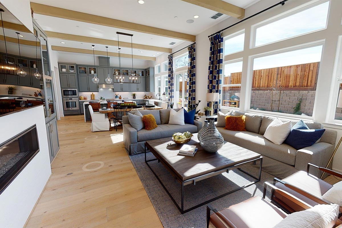 The Reserve at Pleasant Hill - Plan 1 Virtual Tour